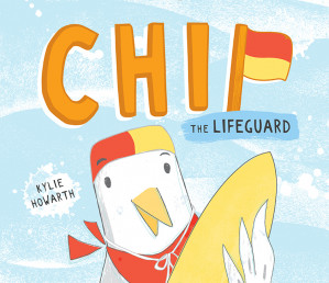 Chip the Lifeguard