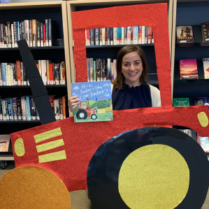 Behind the Books with Davina Bell