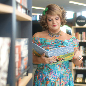 Dolly Diamond on Libraries