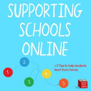 5 Tips To Help Students Learn From Home