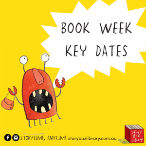 Curious and Wild Book Week Planning from Story Box Library