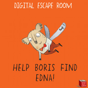 A Digital Escape Room for Curious Creatures with Wild Minds for CBCA Book Week 2020!