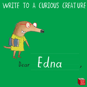 Write to a Story Box Library Curious Creature for CBCA Book Week 2020!