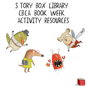 Story Box Library CBCA Book Week 2020 Activity Resources