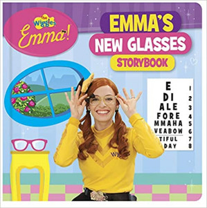 Emma's New Glasses Storybook