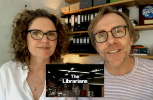 Robyn Butler and Wayne Hope: It's Time to Celebrate Librarians