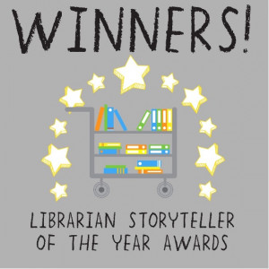 Announcing the Librarian Storyteller of the Year Award WINNERS