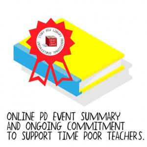 Teacher PD Event summary