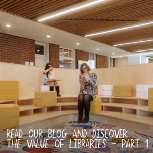 Libraries as the beating heart of community