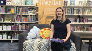 Librarian Storyteller of the Year - Shortlist