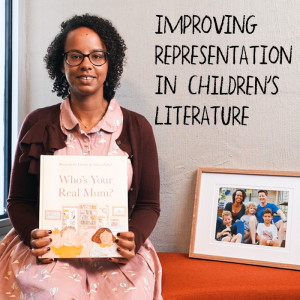 Improving representation in children's literature