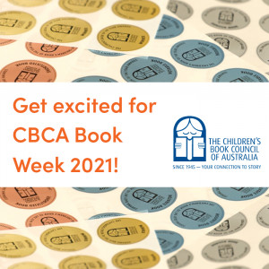 Get excited for CBCA Book Week 2021!
