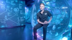 Bart Hamilton from SEA Life Melbourne Aquarium