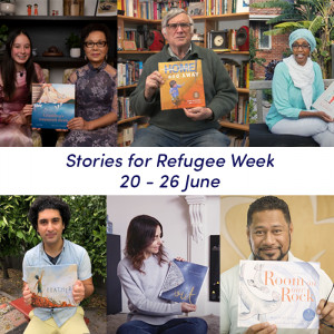 Stories for Refugee Week