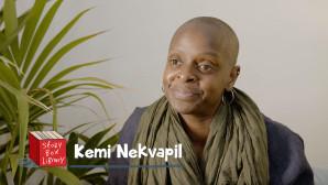 Meet Our Storytellers - Kemi Nekvapil