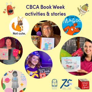 Activities for CBCA Book Week 2021 - Old Worlds, New Worlds, Other Worlds