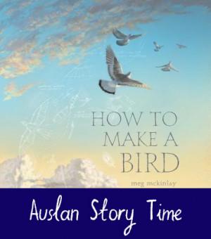 How To Make A Bird - Auslan Edition