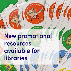 New promotional resources available for libraries