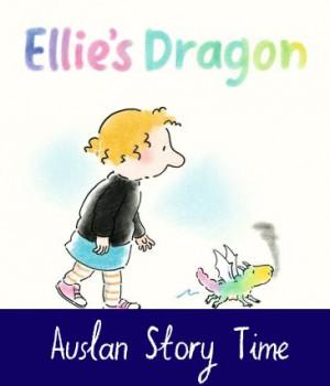 Ellie's Dragon - Auslan Edition
