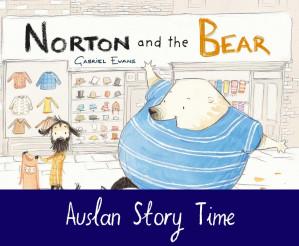 Norton and the Bear - Auslan Edition