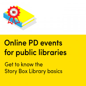 Step-by-step guide to using Story Box Library, for public libraries