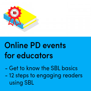 Discover our online PD events for educators