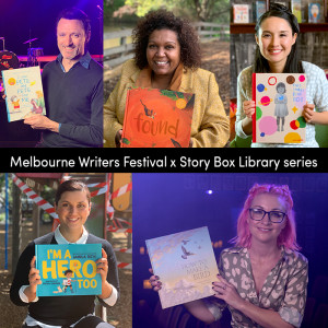 Melbourne Writers Festival x Story Box Library series