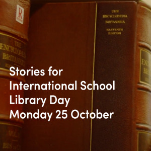 Stories for International School Library Day