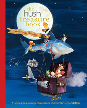 The Hush Treasure Book (Selection 3)
