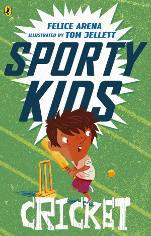 Sporty Kids: Cricket