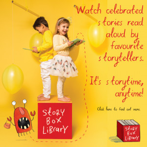 Our new Story Box Library Website is live!