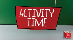 The Children Who Loved Books - Activity Time